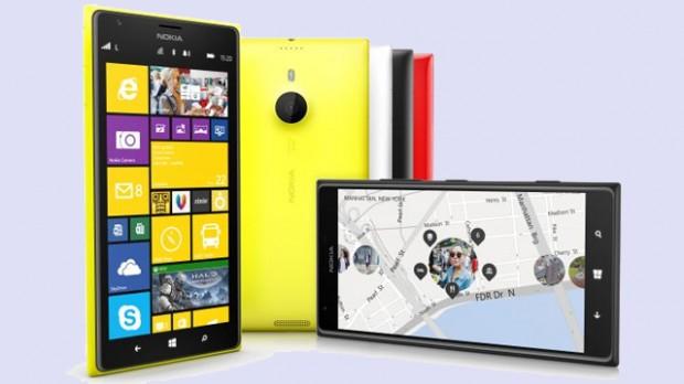 Nokia launches Lumia 1520, to focus more on 'experiences'