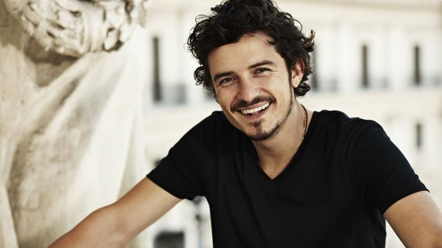 Orlando Bloom concerned about son