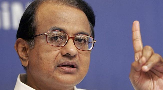 Finance minister P Chidambaram attacks BJP for 'cherrypicking' on Adarsh scam