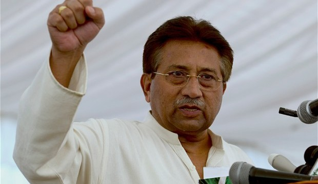 Pakistan to try ex-president Musharraf for high treason