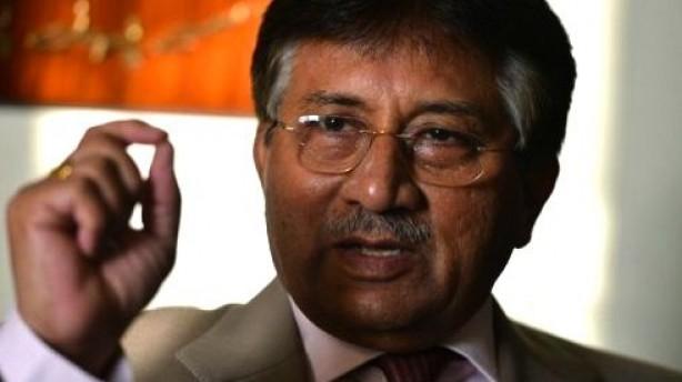 Musharraf says Pak army firmly behind him against 'vendetta' treason case