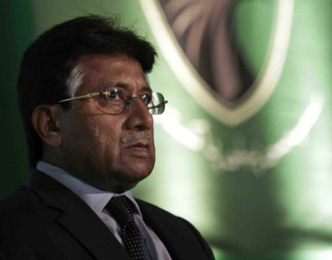 Pakistan's former military ruler Pervez Musharraf faces treason trial