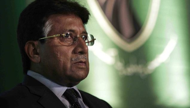 Pakistan's former military ruler Pervez Musharraf faces treason trial