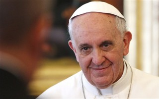 The internet is 'a gift from God' says Pope Francis