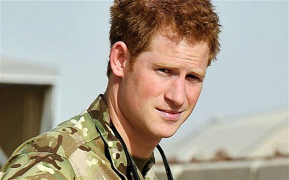 Prince Harry`s South Pole trek nearing completion
