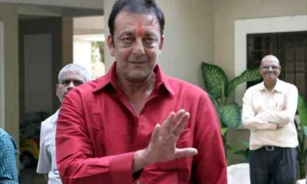 Protest over parole for Sanjay Dutt
