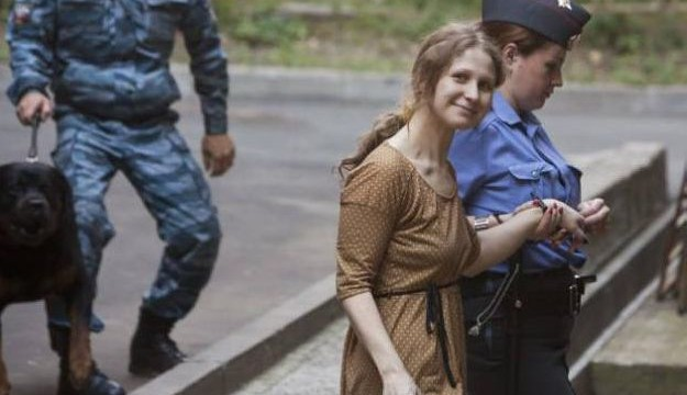 Freed Pussy Riot members still gunning for Putin's head