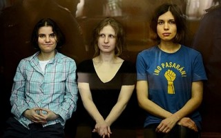 Jailed Pussy Riot members might be pardoned under new Kremlin amnesty bill