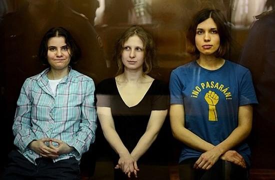 Jailed Pussy Riot members might be pardoned under new Kremlin amnesty bill