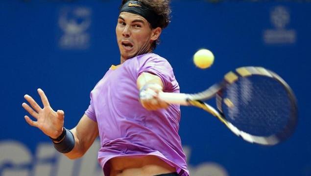 Rafael Nadal at Australian Open third round