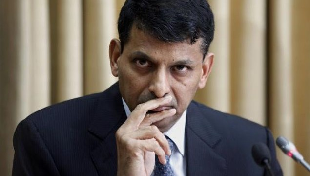 Controlling inflation remains RBI priority: Raghuram Rajan