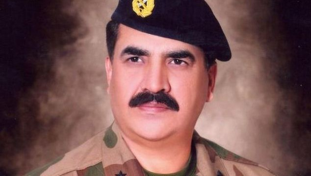 Pakistan's new army chief stresses on professionalism