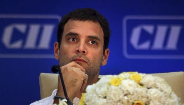 Congress serious about fighting corruption: Rahul