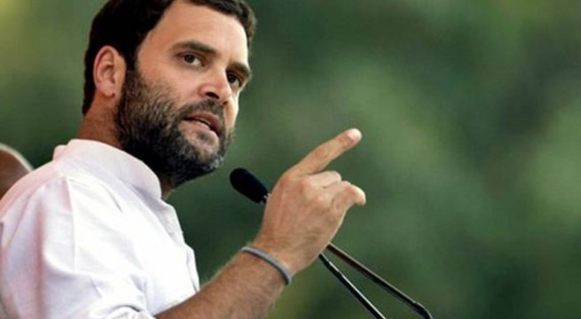 Rahul Gandhi meets top leaders, CMs For holds strategy session