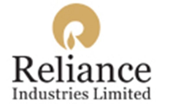 RIL shares up nearly 3%