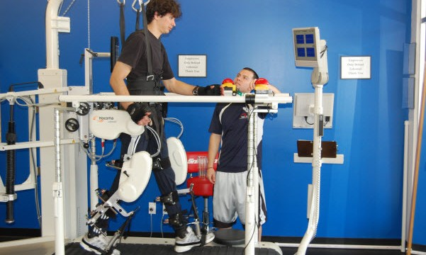 Robotic training system to aid recovery from stroke developed