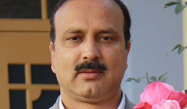 BJP protests Kichloo's re-induction
