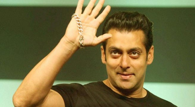 Salman had no intention of becoming a star