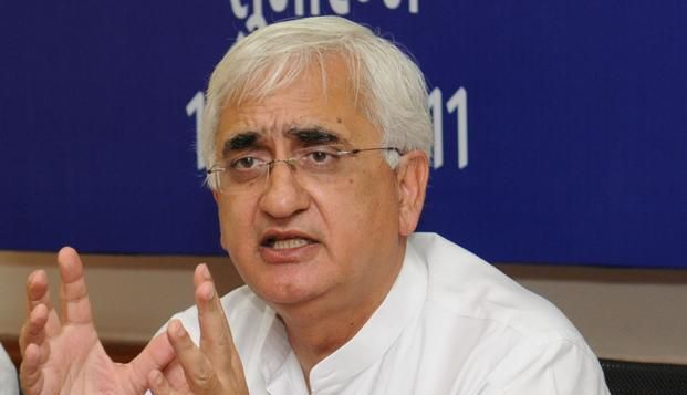 No point opposing Lokpal after Anna's consent: Khurshid