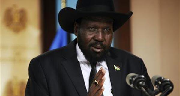 South Sudan president ready to talk with former deputy: US envoy