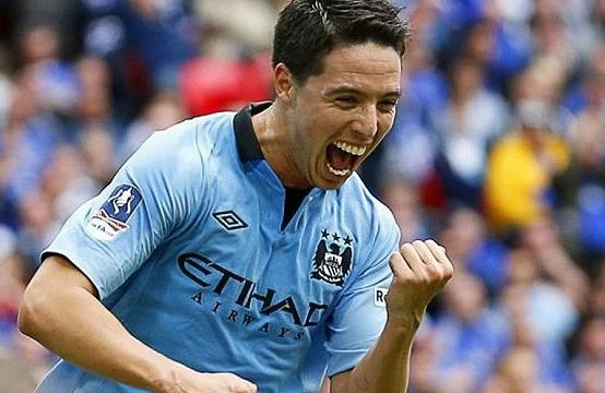 Nasri claims neither Real nor Barca would 'fancy' facing Man City in CL