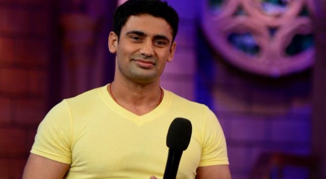 VJ Andy finds his teddy in Sangram Singh