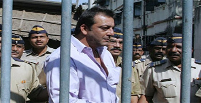 Sanjay Dutt to leave Pune's Yerawada Jail to spend time with unwell wife