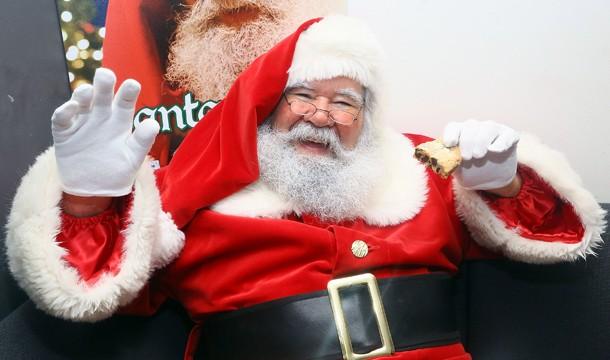 Santa Clause's health habits revealed!