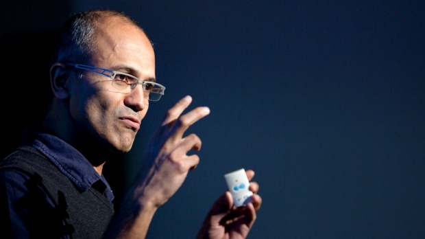 Microsoft CEO Satya Nadella may unveil iPad version of Office on March 27