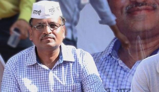 Satyendra Kumar Jain: From architect to minister