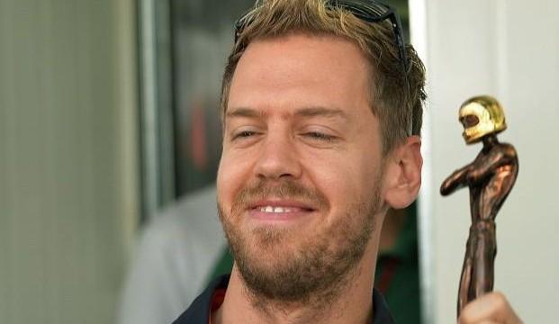 Sebastian Vettel's F1 helmet fetches eye-popping $118,000 in charity auction