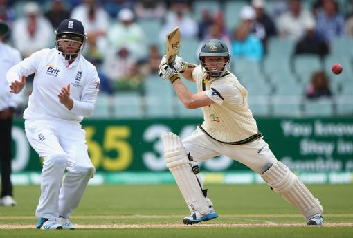 Second Ashes Test: Australia end Day 1 at 273/5