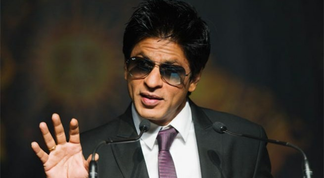 When Shah Rukh felt like a raisin