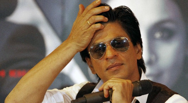 SRK takes disappointment, defeat positively