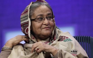 Hasina's party fears Zia will change Bangladesh's name