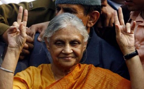 People will vote for development: Sheila Dikshit