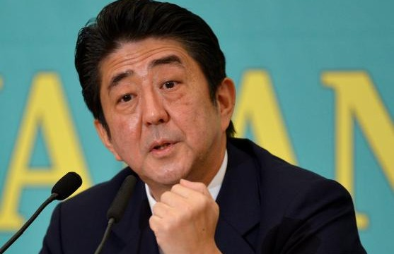 Abe visits Yasukuni war shrine, China protests