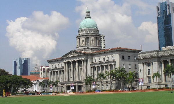 Singapore court drops charges against three Indians