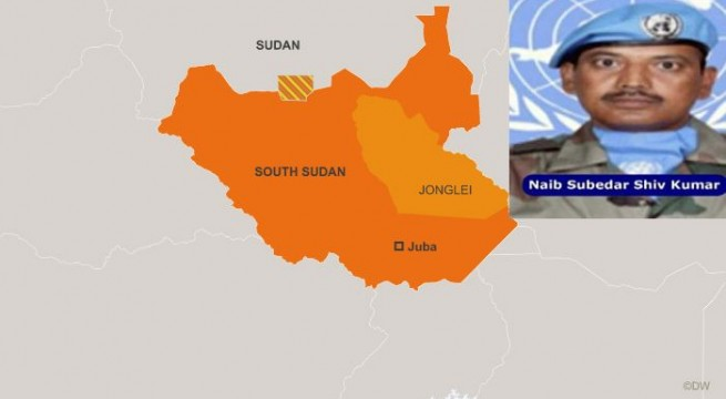 Two Indian peacekeepers killed in South Sudan
