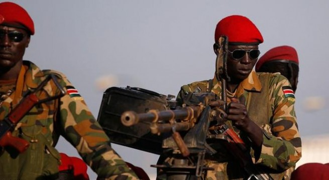 South Sudan army says not received ceasefire order