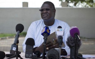 S Sudan rebel leader demands proper talks before any truce deal