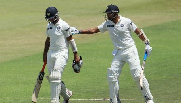 Steyn, Morkel strike as India reaches 271 for 5 at tea