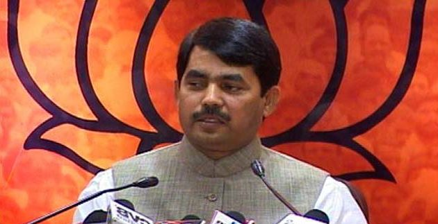 BJP's Shahnawaz Hussain on IM hit list