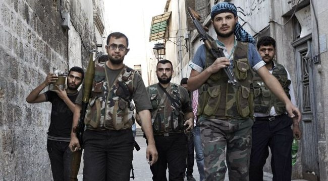 Syrian troops kill 73 rebels in separate clashes