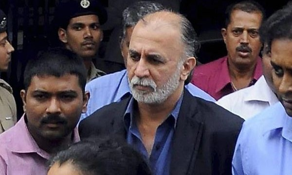 Tejpal seeks in-camera hearing of bail plea