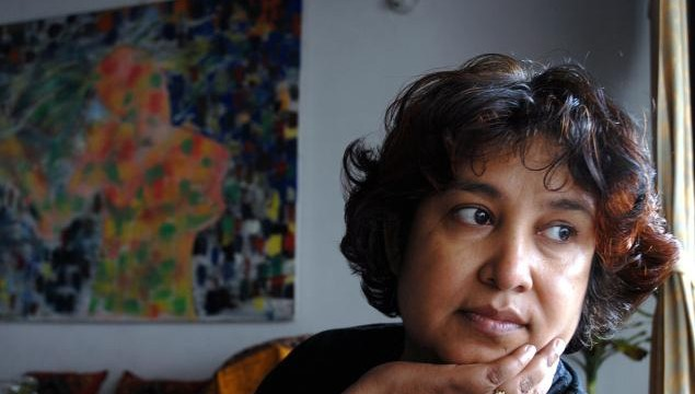 SC restrains UP Police from acting against Taslima