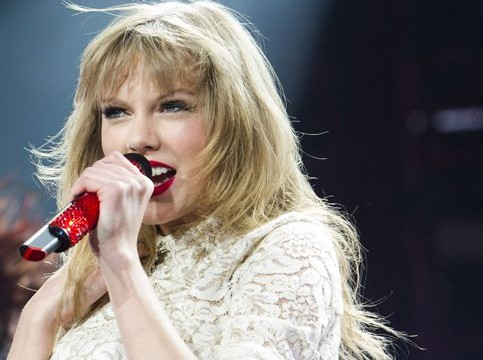 Taylor Swift bags `most charitable star` of 2013 title