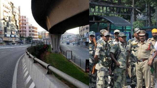 Rayala-Telangana: Bandh hits bus services, shops shut