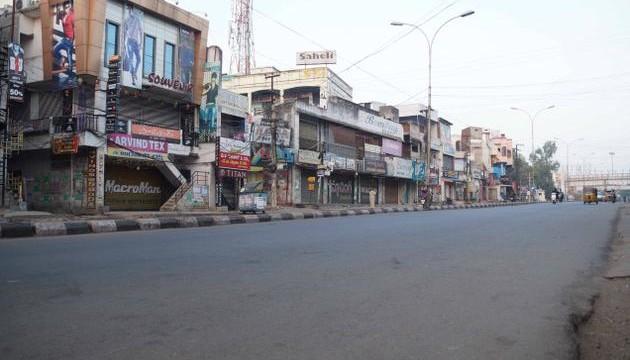 Shutdown brings Telangana to a halt, paralyses transport