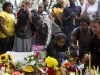 Tears and tributes as Nelson Mandela lies in state